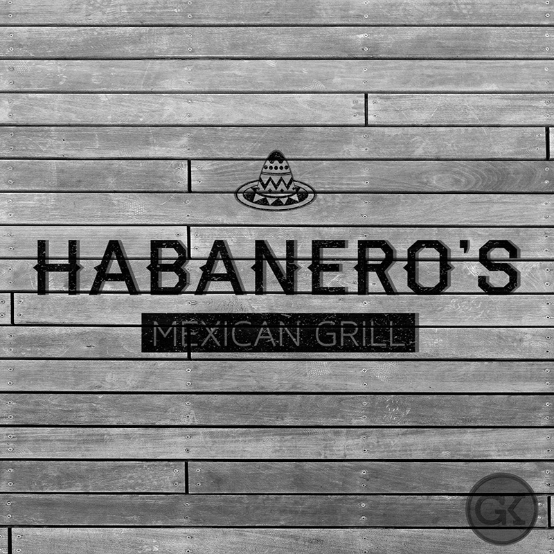 Habanero's Mexican Grill Rebranding